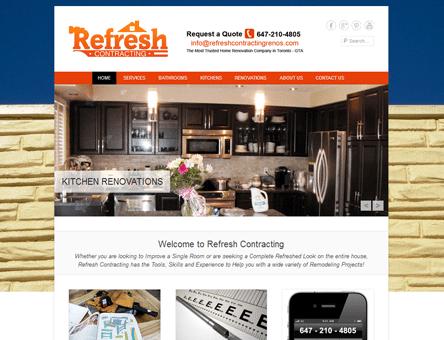 website design markham