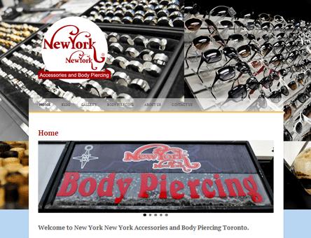 north york website design