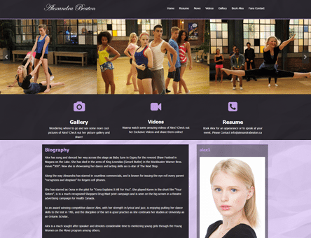 East York Website Design Ontario