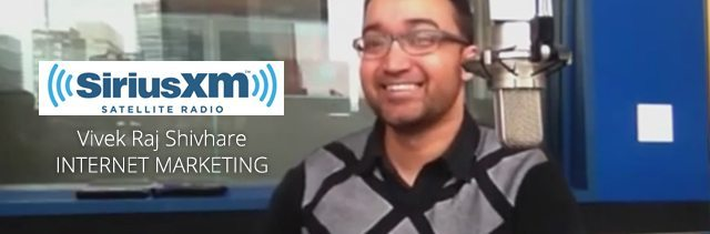 Toronto Top Internet Marketing Guru Vivek Raj Shivhare