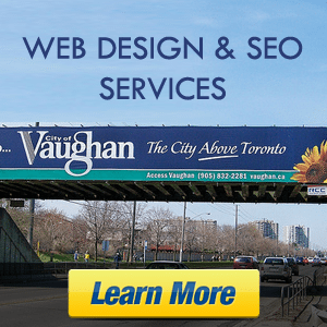 Vaughan Cheap Web Design Seo Social Media