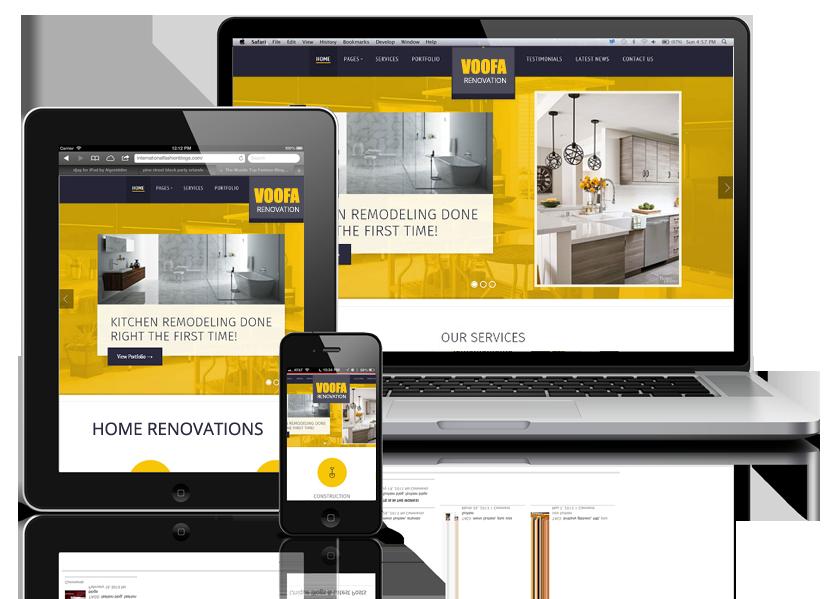 North York Renovation Contractor Website