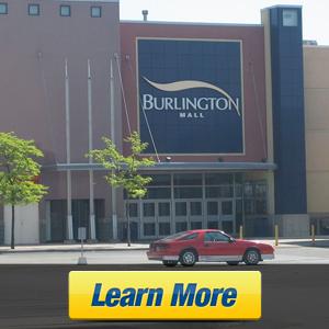 Burlington Web Design Seo Logo