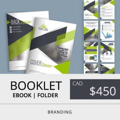 Toronto Folder Design