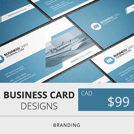 Toronto Business Card Design