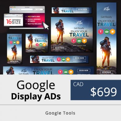 Toronto Google Adwords Display Ad Design