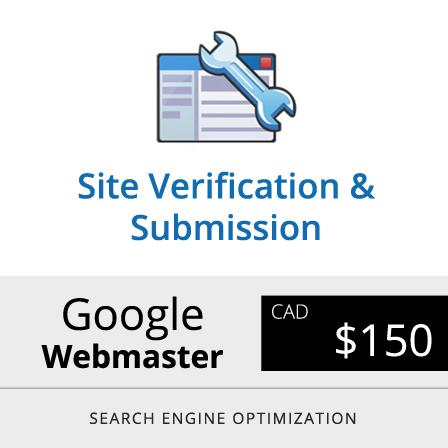 Toronto Google Webmaster Setup