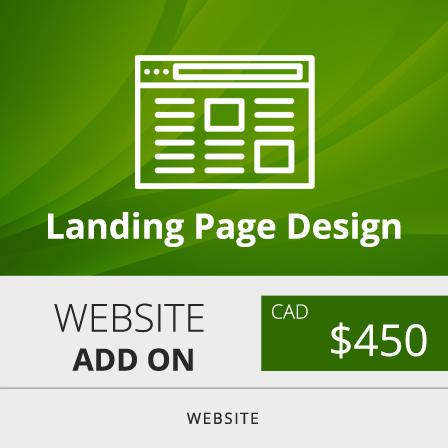 Toronto Landing Page Web Design