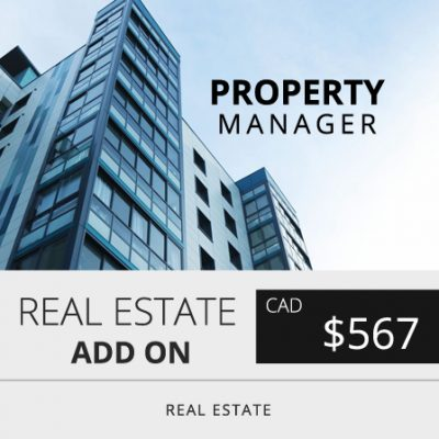 Toronto Property Manager Web Design