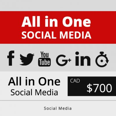 Toronto Social Media Marketing Price