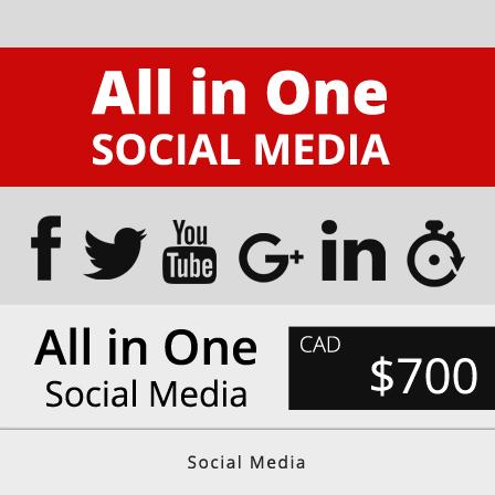 Toronto Social Media Marketing Price