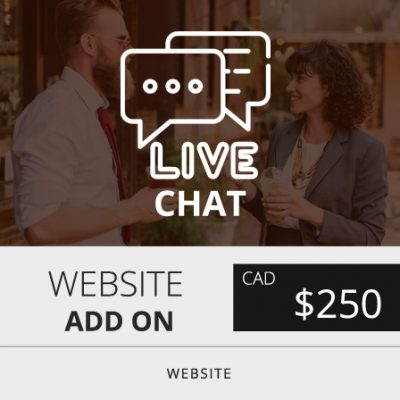 Toronto Web-Live-Chat-Developer