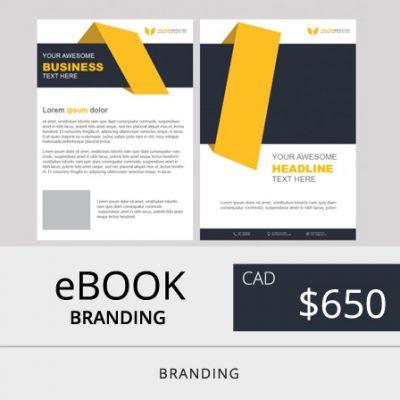 Toronto Ebook Branding