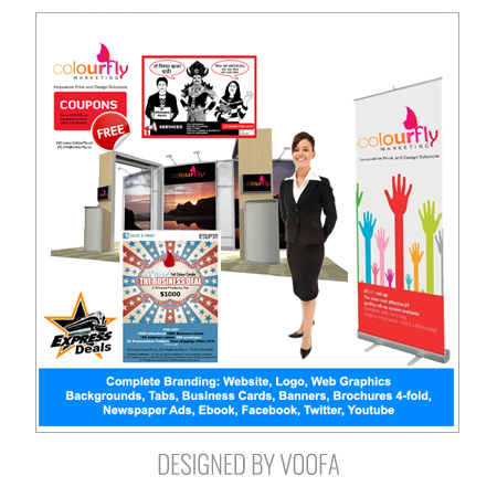 Printing Media Branding