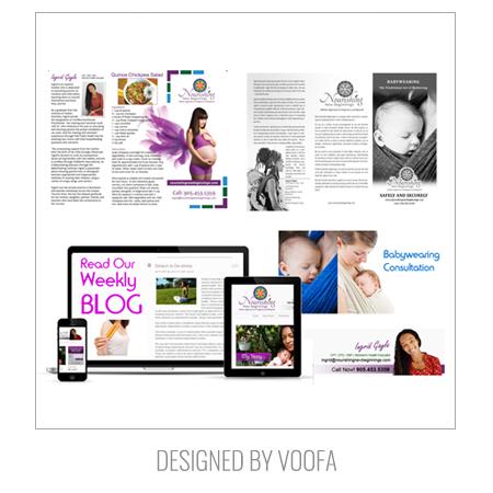 Postnatal Care Services Branding
