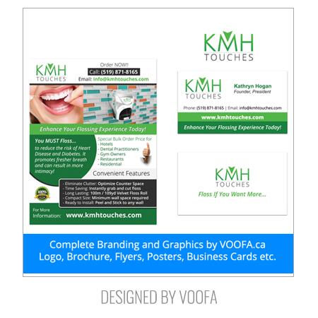 Dentist / Dental Care Branding