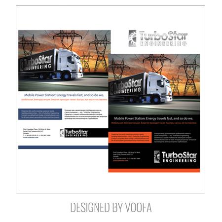 Transport Company Branding