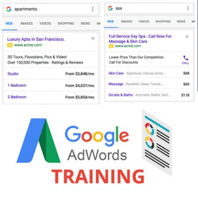 Toronto Google AdWords Training