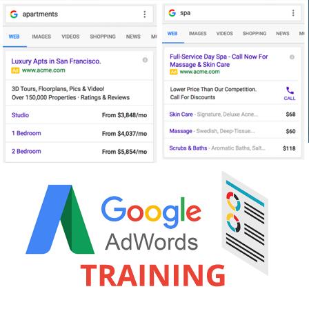 Toronto Google AdWords Training