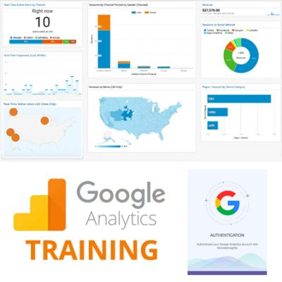 Toronto Google Analytics Training