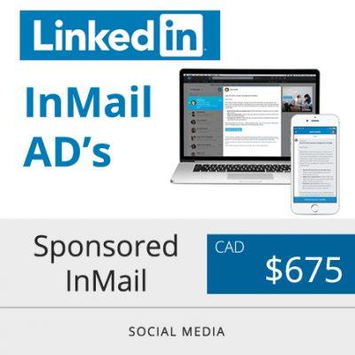 Toronto LinkedIn Inmail Marketing