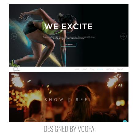 Photography Studio Web Design