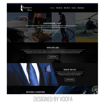 Concierge Web Design
