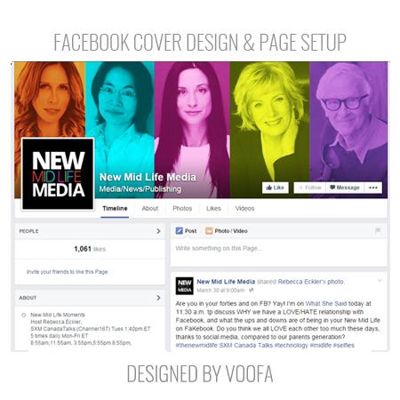 Celebrities Facebook Cover Art