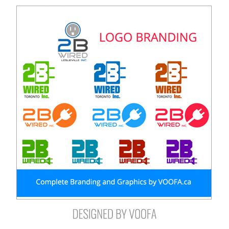 Electrician Logo Design | Flyer