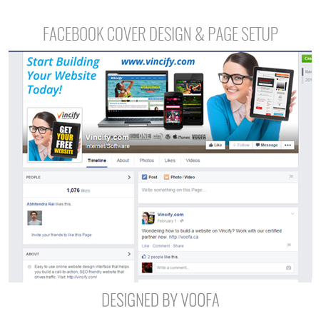 Facebook Business Page Cover Art