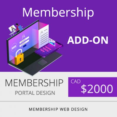 Membership Website Development