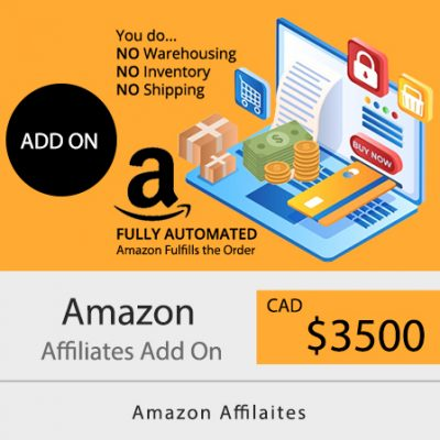 Amazon Associates Web Design